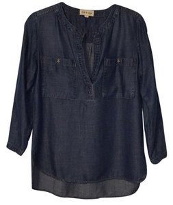Cloth & Stone Top Chambray