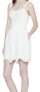 Joie short dress Linen Fit & Flare on Tradesy