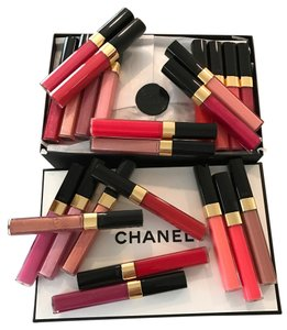 Chanel Chanel Levres Scintillantes Glossimer Lip gloss Set of 32