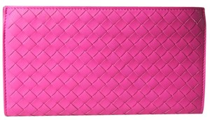 Bottega Veneta Intrecciato Leather Tamara Wallet