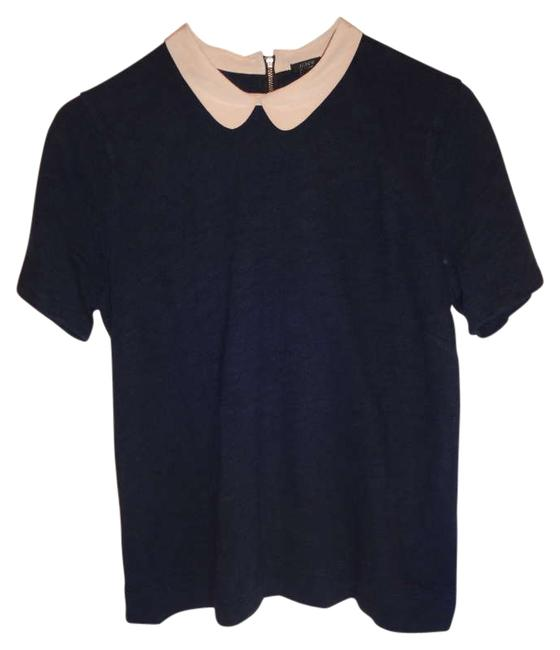 Preload https://item3.tradesy.com/images/jcrew-navy-style-59448-blouse-size-8-m-204102-0-0.jpg?width=400&height=650