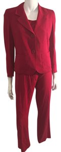 Sonia Rykiel Notched lapel three piece pantsuit Sonia Rykiel Notched lapel three piece pantsuit