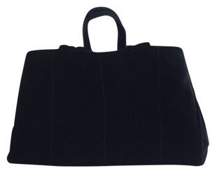 Prada Tote in Midnight Blue (dark navy)