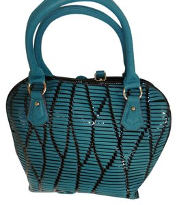 Nicole Lee Satchel in Teal