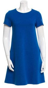 Lisa Perry short dress Royal blue on Tradesy