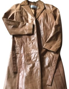 Wilsons Leather Tan/Natural Leather Jacket