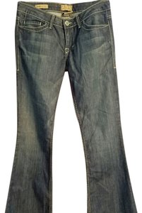 William Rast Flare Leg Jeans-Medium Wash