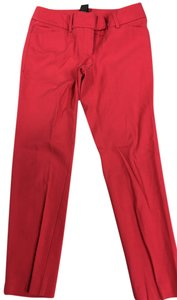 Mossimo Supply Co. Khaki/Chino Pants Red Pink