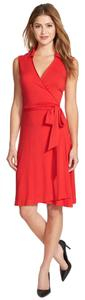 Vince Camuto short dress Red on Tradesy