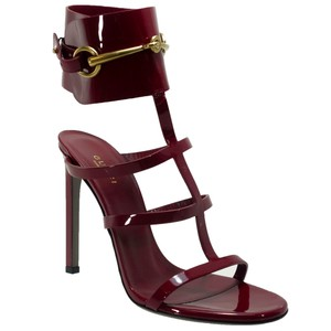 Gucci 319588 Raspberry Candy Sandals