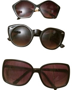 ZeroUV ZeroUV 3 pairs of sunglasses Lot