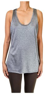 David Lerner Top Black / Gray / Silver