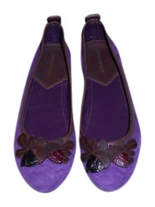 Dsquared2 Whimsical Lovely Made In Italy Viola Flats