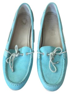Sperry Turquoise Flats