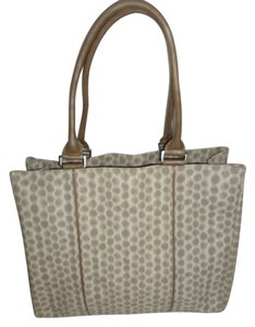 Echo Tote in Beige/Tan