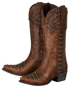 Lane Boots Brown Boots
