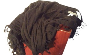 Jules Smith New curcular scarf with tassels by Jules Smith