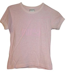 Puma T Shirt Light Pink with Pink Graphic