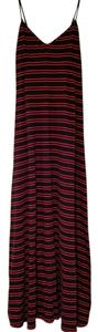 Navy blue/Red Maxi Dress by Tommy Hilfiger