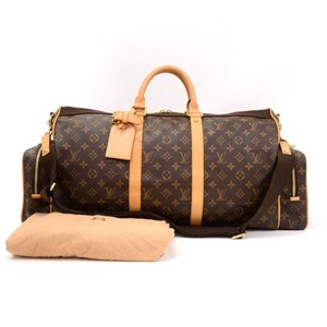 Louis Vuitton Lv Sac Gymnastique Monogram Sport Travel Bag