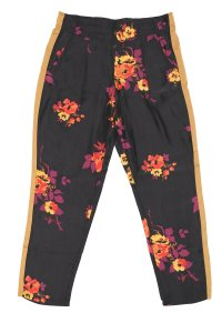 Free People Relaxed Fit Slim Fit Relaxed Pants Black