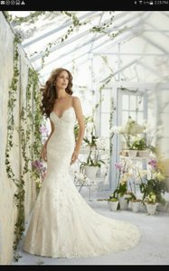 Mori Lee 5415 Wedding Dress
