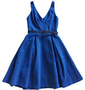 Eva Franco Wedding Party Date Night Night Out Retro Dress