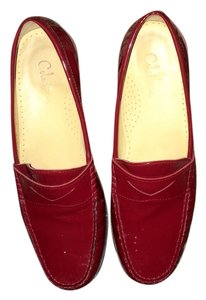 Cole Haan Red Patent Leather Formal