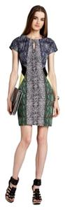 BCBGMAXAZRIA Animal Bcbg Dress