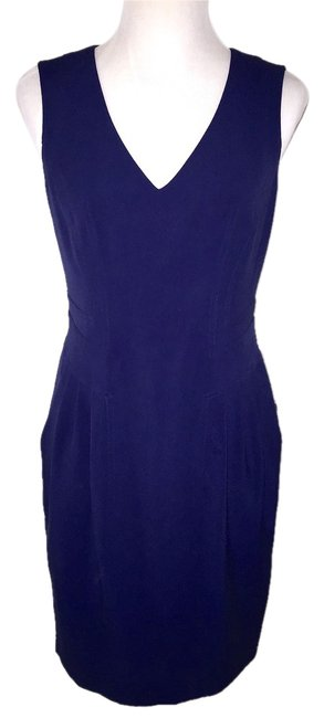 Vince Camuto Classic Office Corporate V-neck Dress
