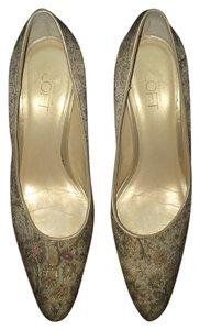 Ann Taylor LOFT Gold Formal