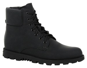 Gucci Women's Rubberized Black Boots