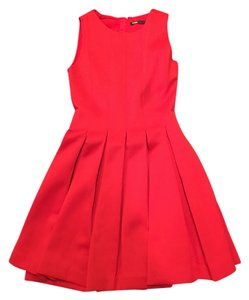 Maje short dress red on Tradesy
