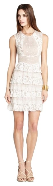Preload https://item4.tradesy.com/images/bcbgmaxazria-nude-and-white-above-knee-cocktail-dress-size-6-s-2041308-0-0.jpg?width=400&height=650