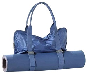 adidas By Stella McCartney Yoga Mat Lululemon Blue Travel Bag
