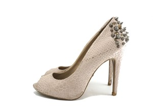 Simply Vera Vera Wang Stiletto Beige Pumps