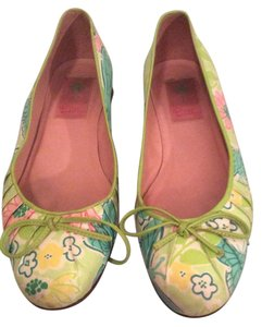Lilly Pulitzer Multicolor Flats