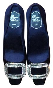 Roger Vivier Dark blue Pumps
