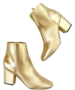 ASOS gold Boots