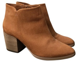 Vince Camuto Summer Cognac Boots