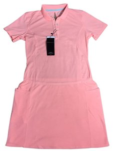 adidas short dress sherbet on Tradesy