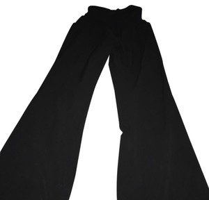 Motherhood Maternity Super Flare Pants Black