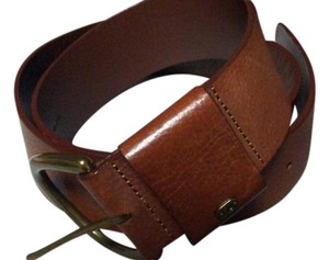 Ralph Lauren Ralph Lauren large brown belt