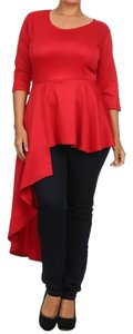 Boutique 9 Hi Lo Trendy Top Plus Size Dress