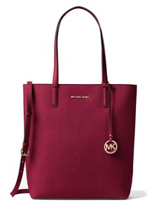 Michael Kors Tote in Cherry