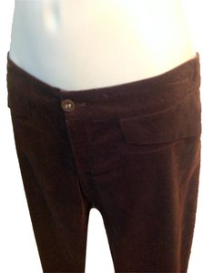 Natalie Dancewear Straight Pants brown