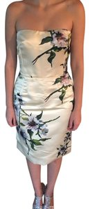 Dolce&Gabbana Dolce & Gabbana Gown Floral Print New Dress