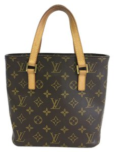 Louis Vuitton Lv Canvas Vavin Pm Monogram Tote in brown
