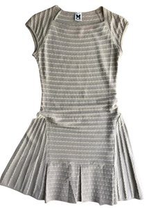 M Missoni short dress creme on Tradesy