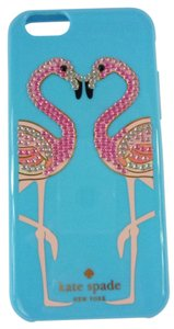 Kate Spade Kate Spade WIRU0412 Flamingo Phone Hybrid Hardshell Case iPhone 6 6s